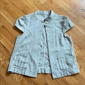 Kismet Bolero Style Cap Sleeve Jacket